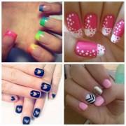 nail art short nails health