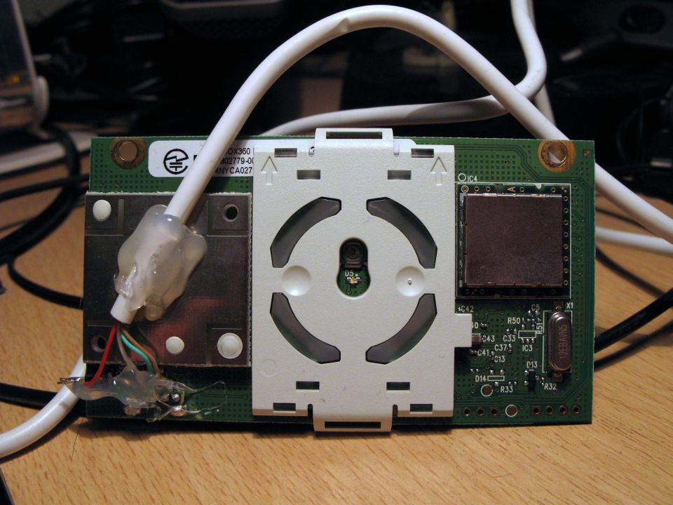 Wireless Xbox360 Controller On A PC Without The Commercial Dongle Dilisilib