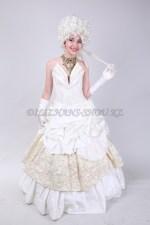 0335. Бальное платье