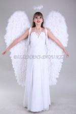 0519. Ангел с большими крыльями