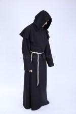 3874. Монах черный