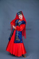 5348. Алсу. Татарская девушка.