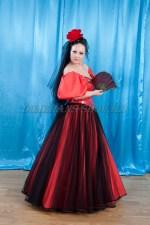 2297. Испанский костюм женский