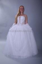 2437. Бальное платье