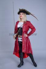 5108. Пиратка в красном плаще