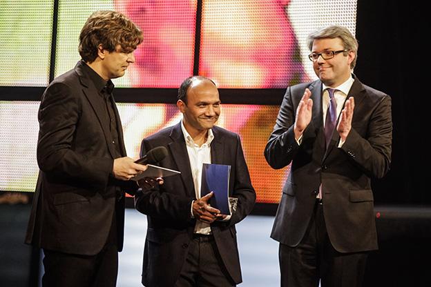 Shaheen Dill-Riaz is awarded the Sonderpreis Kultur des Landes NRW