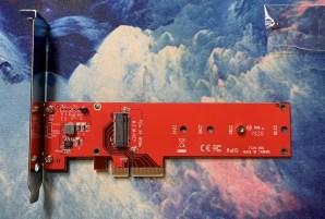 StarTech x4 pci m 2