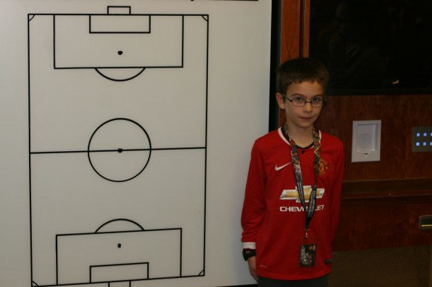 Me and the Tactics board
