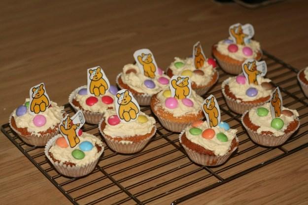 Tray of cupakes Mmmmmmmmmmmmm