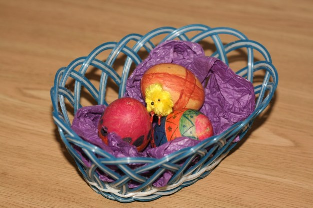 The Easter Eggs I made