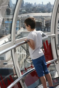 London eye view 3