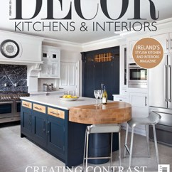 Kitchen Magazine Door Hardware Blog The Latest And Showroom News Cover Of Decor