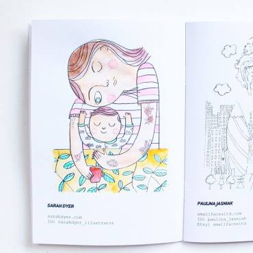 Mere Soeur The art of motherhood book sarah Dyer Dilly and the Boo blog.jpg