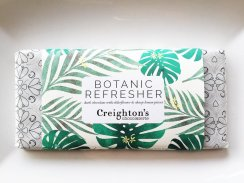Botanic Refresher Chocolate Bar creightons Dilly and the Boo mothers day gift guide 2017