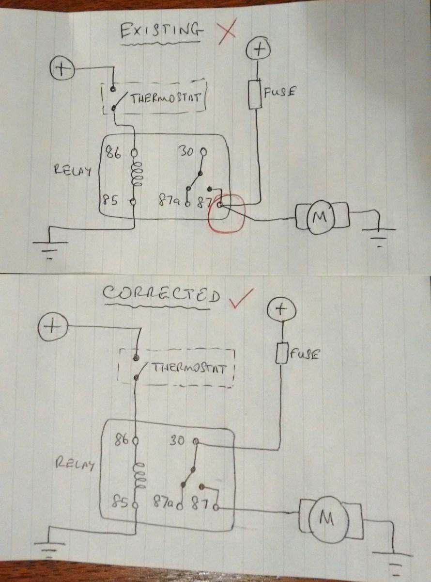 hight resolution of kenlowe fan wiring diagram