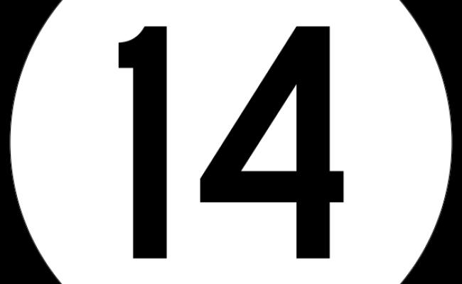 The Number 14 Thunder Treats