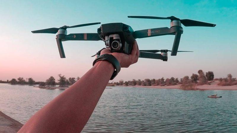 Marketing con drones. Agencia de publicidad en Asturias