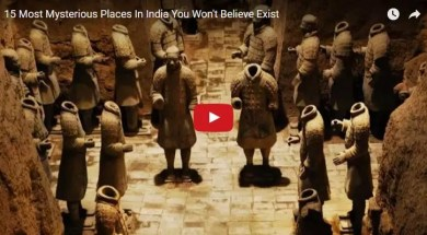 15 Most Mysterious Places In India You Won't Believe Exist