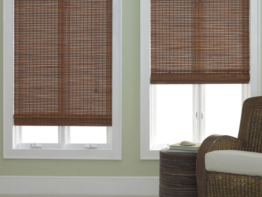 Bamboo Blinds Dilshan Drapers