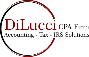 DiLucci CPA Firm | Accounting - Tax - IRS Solutions | Irving TX Logo