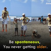 spontan dan awet muda