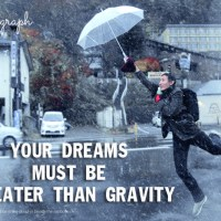 Dreams and Gravity