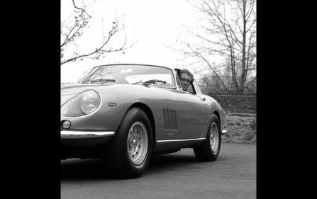 Peter Sellers - Ferrari 275 GTB