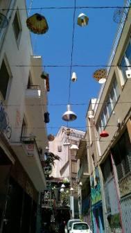 """Η εντυπωσιακή οδός Πιττάκη - """"Hidden Athens"""""""
