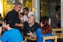 Σπύρος Λυκούδης, Γρηγόρης Ψαριανός, Κατερίνα Κουκούλη | Photo: Δημήτρης Χωριανόπουλος / www.chiaroscuro.gr