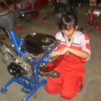 Tek. Sepeda Motor ( R2 )