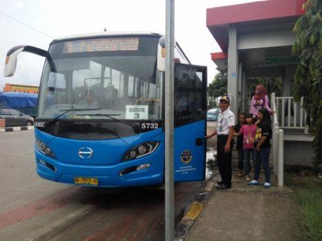 Mengenal BRT Makassar