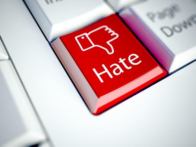 Hate Key