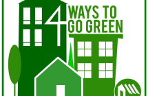 4 Ways To Go Green