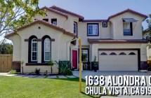 1638 Alondra Ct, Chula Vista, CA 91913