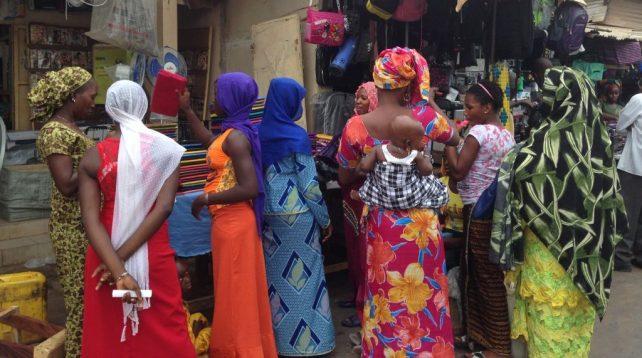 Vrouwen Gezondheid & Rechten in Afrika