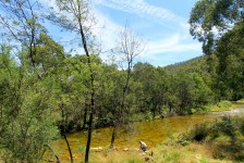 Swampy Plains River - Behind Geehi Hut (NSW)