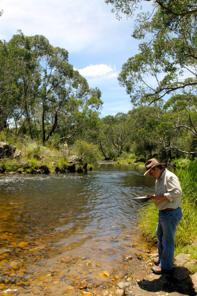 Tom Groggin Horse Camp - Still Panning For Gold (NSW)