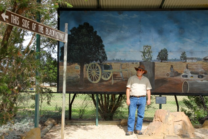 Blackall - This Side of the Black Stump (Qld)