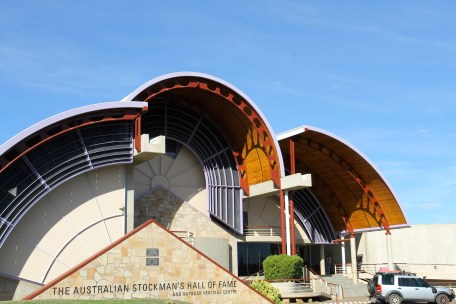 Longreach - Stockman's Hall Of Fame (Qld)