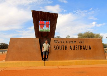 South Australian Border (SA)