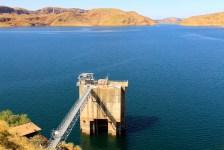 Lake Argyle - Dam Intake Tower (WA)