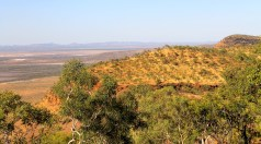 Wyndham - View From The Bastion Lookout (WA)