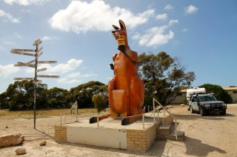 Border Village - Nullarbor Links Golf Course (SA)