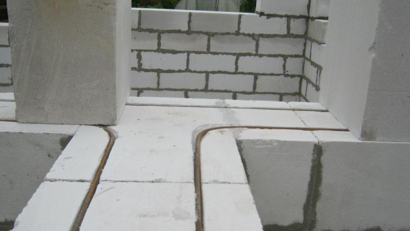 баня из газобетона