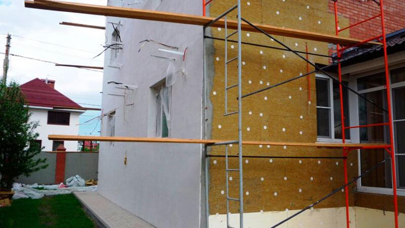 мокрый фасад плюсы и минусы