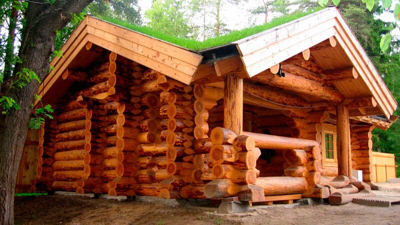 Изготовление рубленного дома инструкция