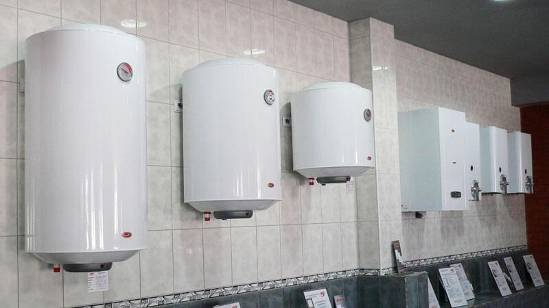 газовые бойлеры для нагрева воды