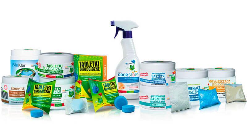бактерии для септиков и выгребных ям