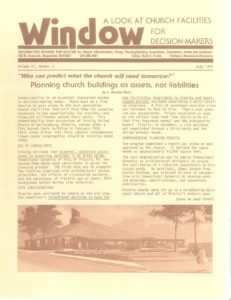 WINDOW - Article 1979