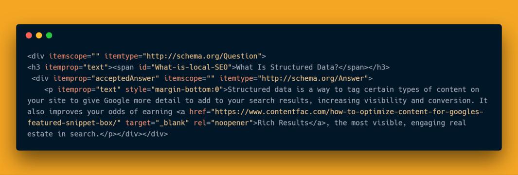 schema-microdata-question-markup
